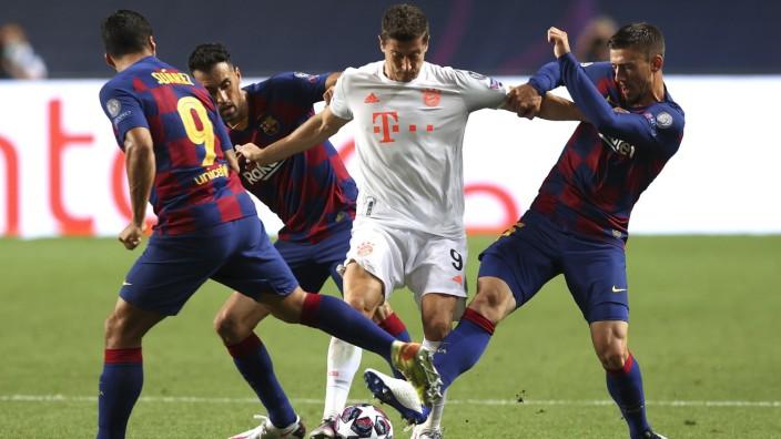 Bayern trifft in der CL-Gruppenphase auf Barcelona