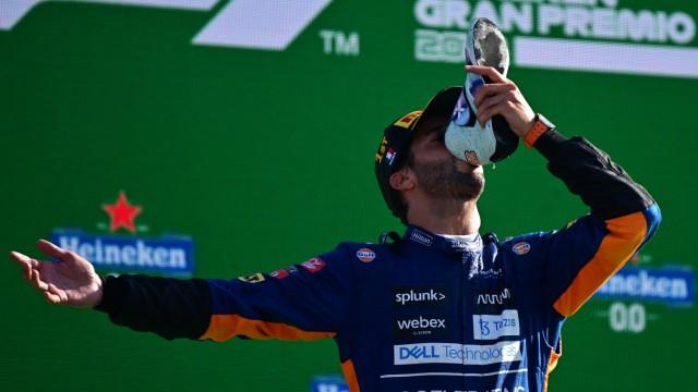 Formel 1 in Monza: undefined