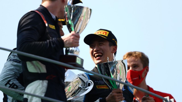 Formula 2 Championship - Round 5:Monza - Feature Race