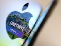 Computerspiele: Apple lässt Fortnite vorerst nicht zurück in den App Store