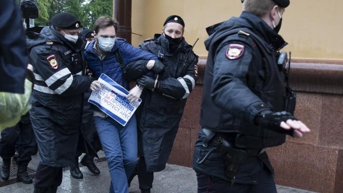 Russland: Kirill Goncharov
