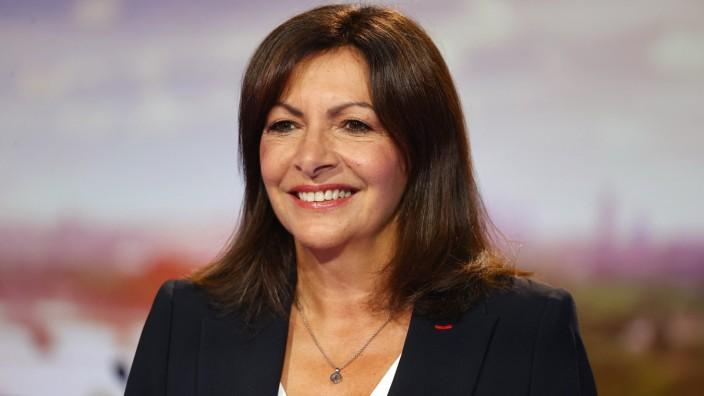 Frankreich: Die Pariser Bürgermeisterin Anne Hidalgo strebt nach Höherem.