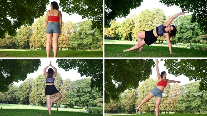 Krankheit Lipödem: Miriam Zaki weiß jetzt, dass sie nichts an ihrer Figur hätte ändern können, nicht durch Sport, nicht durch Diäten. Vor ein paar Wochen hat sie sich operieren lassen. Ihren Körper versteckt sie nun nicht mehr.