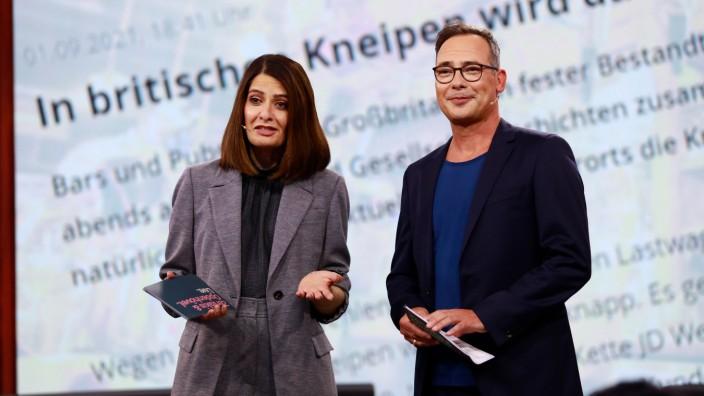 TV-Sendung 'Zervakis & Opdenhövel. Live.'