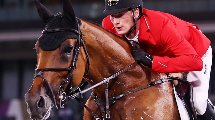 Equestrian - Jumping - Individual - Qualification