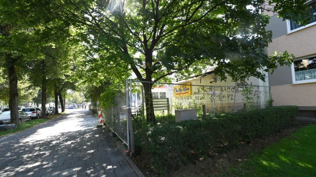 Tankstelle Passauerstrasse 20