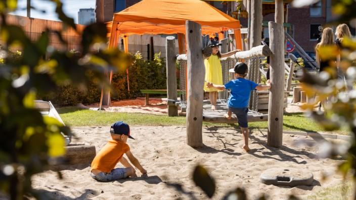 Hamburger Kindertagesstätten starten wieder in den Regelbetrieb