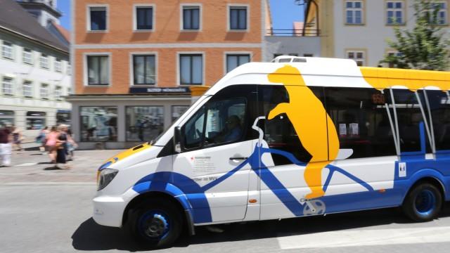 Mobilität: Zehn Linien mit einer kompakten Wegführung sollen nach Vorschlag der ÖDP alle Quartiere Freisings mit der Innenstadt und dem Bahnhof verbinden. Voraussetzung ist die Realisierung des Bustunnels am Bahnhof.