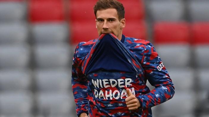 Unterschrift bis 2026: Leon Goretzka hat noch einiges vor beim FC Bayern.