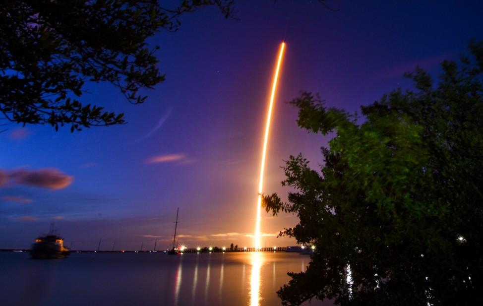 """´Inspiration4""""-Weltraumflug von SpaceX"""