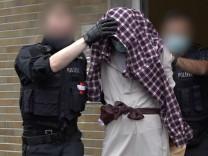 Bei dem Einsatz in Hagen wurden vier Verdächtige festgenommen. Der Hinweis auf den Plan soll von einem ausländischen Geheimdienst stammen.