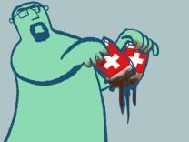 "SZ-Kolumne ""Mitten in …"": Lass schmelzen!"