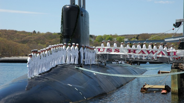 USS Hawaii