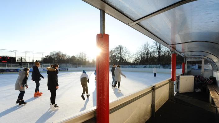 Eis- und Funsportzentrum West in München, 2019
