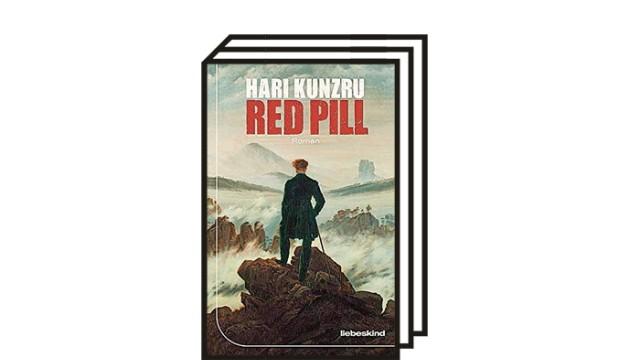 Hari Kunzru und Jonathan Lethem: Hari Kunzru: Red Pill. Roman. Aus dem Englischen von Werner Löcher-Lawrence. Liebeskind Verlag, München, 2021. 352 Seiten, 22 Euro.