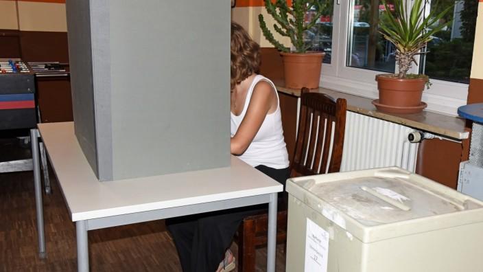 Wahlen: Im Jugendzentrum Cordobar in Germering können Jugendliche noch an diesem Freitag ihre Stimmen abgeben.