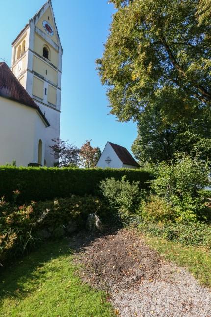 Friedhof Kleinberghofen