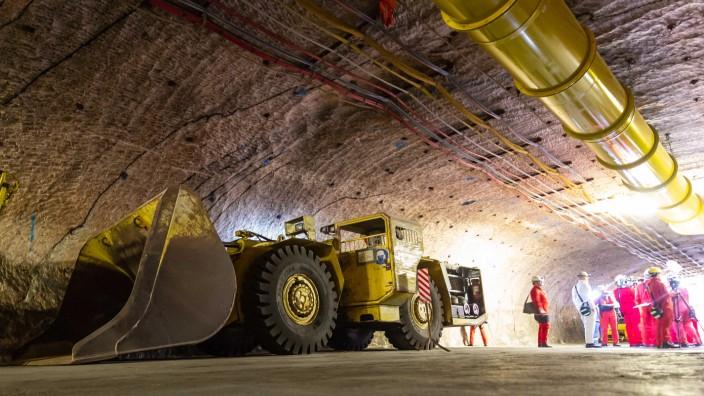Atommüll-Endlager: Salzstock Gorleben wird geschlossen