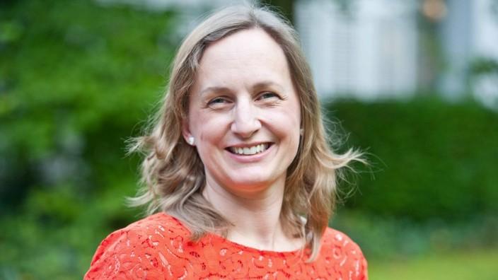 Charlotte Schmid, ÖDP: Charlotte Schmid von der ÖDP.