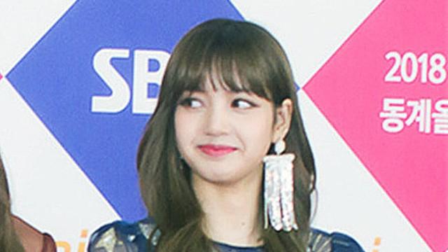 K-Pop-Sängerin Lisa von der Band 'Blackpink'