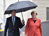 Joachim Sauer: Der Kanzlerin-Gatte, der nie einer sein wollte