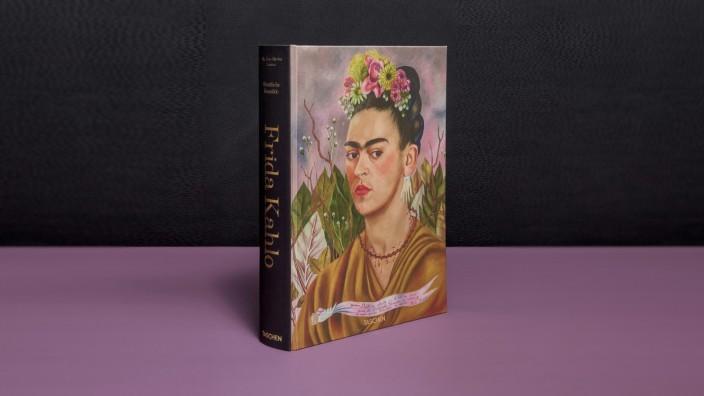 """Kunst: Eine wahre Pracht: """"Frida Kahlo. Sämtliche Gemälde"""" von Luis-Martín Lozano, Andrea Kettenmann und Marina Vázquez Ramos."""