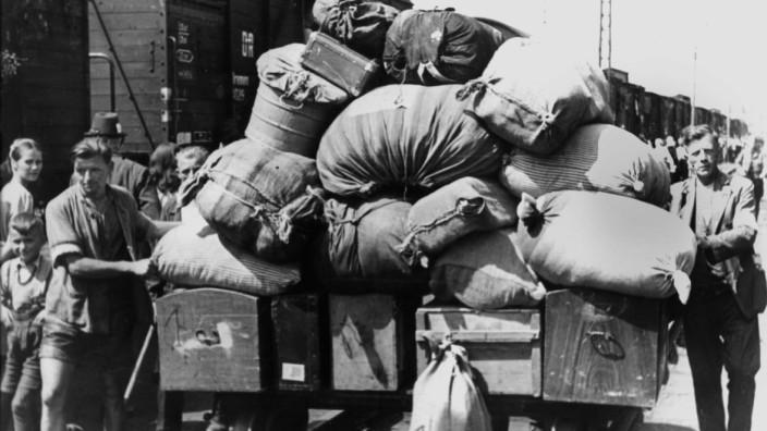 Sudetendeutsche - Spurensuche zur Vertreibung
