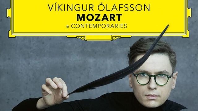 Favorit: Vikingur Olafsson