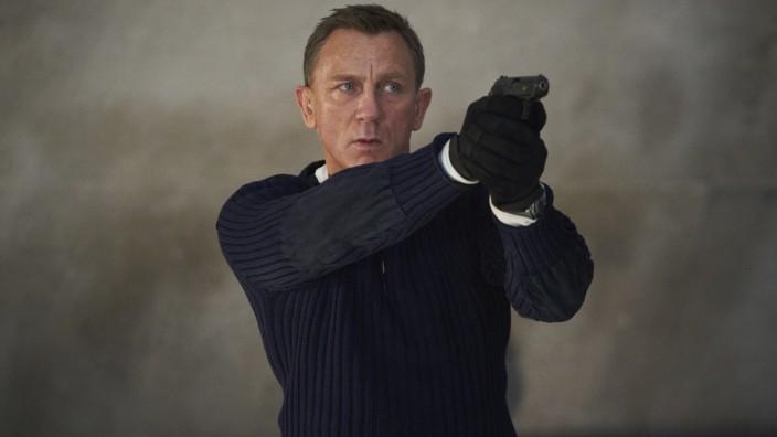 """Fünf Favoriten der Woche: Daniel Craig in seinem letzten Bond-Film """"Keine Zeit zu sterben""""."""
