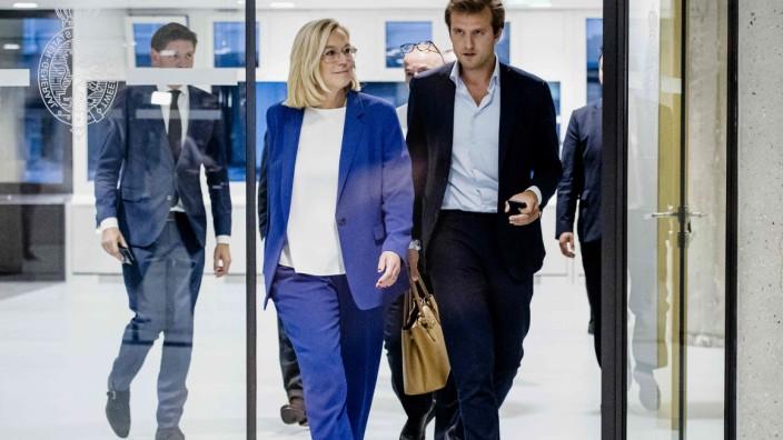 Sigrid Kaag, Außenministerin der Niederlande, muss gehen.