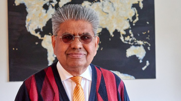 Sabur Afsali im Interview