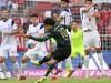 TOR zum 1:0 Leroy Sane FC Bayern Muenchen FCB 10 gegen Mauer Torschuss Aktion Torchance Freistoß FC Bayern München FCB