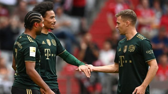 Football: Bundesliga - day 5: Bayern Munich v VfL Bochum
