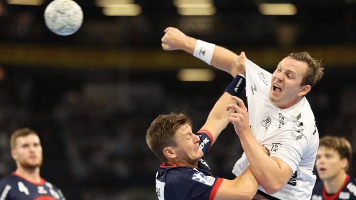 19.9.2021, Handball, Herren, 1.BL, Saison 2021/2022, THW Kiel - SG Flensburg-Handewitt in Kiel Sander Sagosen ( Kiel ,