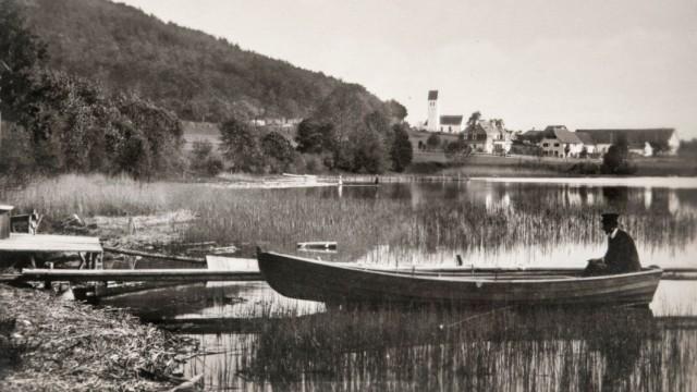 Naturschutz: Vor 100 Jahren zog sich der Bestand um den ganzen Wörthsee.