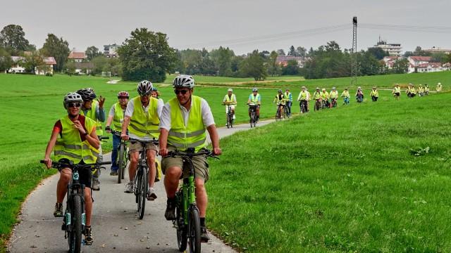 ADFC & LRA - Befahrung Fahrradfreundliche Kommune