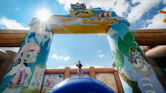 PUCHHEIM: Hüpfburgenpark FLIPPY LAND