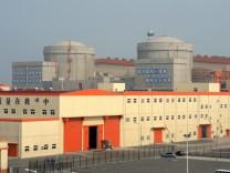 Energie: China testet ungewöhnlichen Kernreaktor