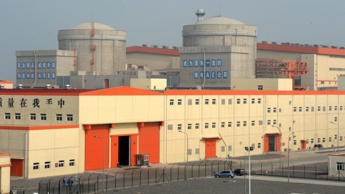 China approves first new nuclear power project in two years.