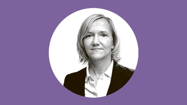 Frauen in Führungspositionen: Sie hatte schon den Doktortitel, als sich Bettina Möckel für ein EMBA-Programm einschrieb.
