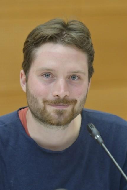 Bundestagswahl in Schäftlarn: Yannick Rouault von der ÖDP.
