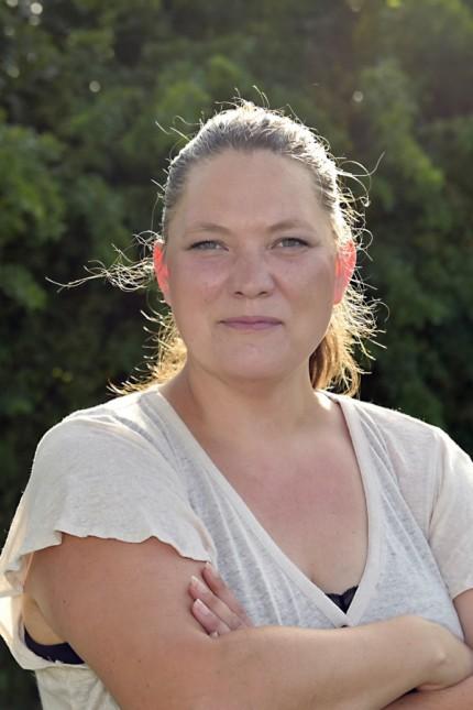 Bundestagswahl in Schäftlarn: Katinka Burz von der Linken.