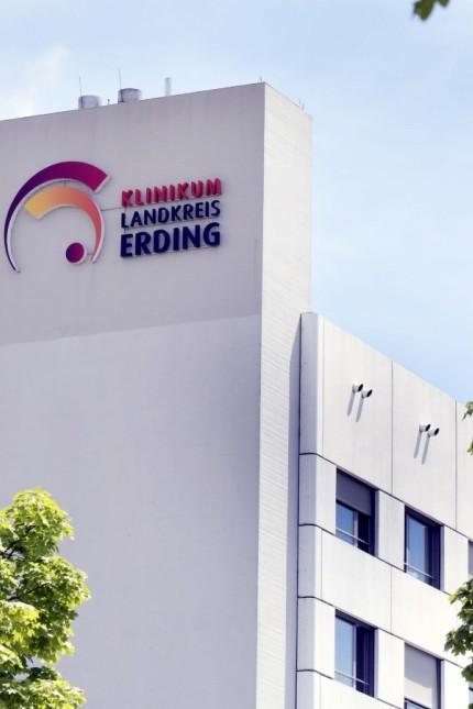 Klinikum Erding: Ob das Klinikum Erding jemals wieder ins Plus kommen wird, wagt derzeit niemand vorherzusagen.