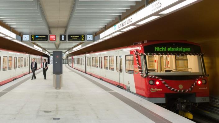 U-Bahn Nürnberg
