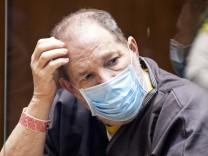 Prozess gegen Harvey Weinstein: Wichtige Scharmützel
