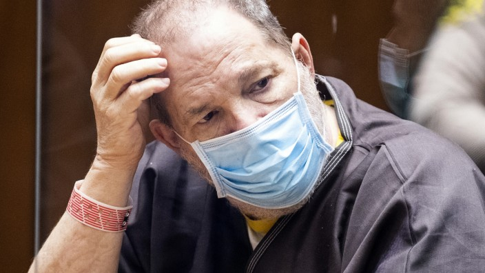 Weinstein plädiert vor Gericht auf nicht schuldig