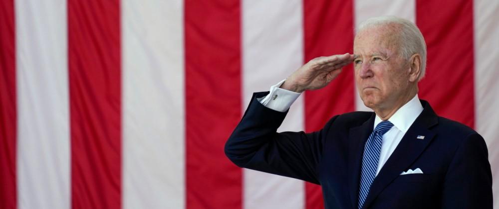Memorial Day in den USA - US-PrâÄ°sident Biden