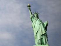 USA: Freiheitsstatue in New York