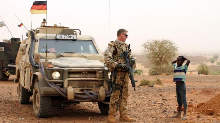 Vor Präsidentenwahl in Mali
