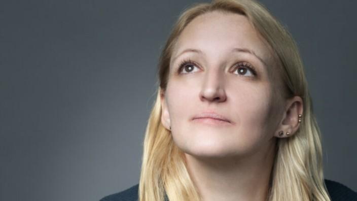 Festival: Die litauische Autorin Rasa Askinyte.